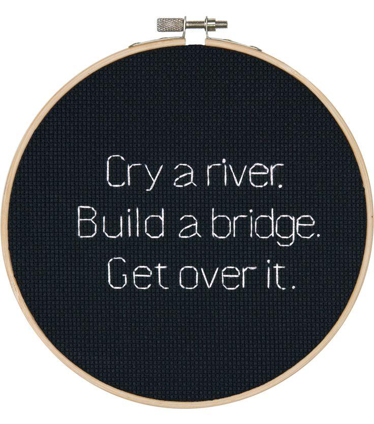 #subversive #crossstitch saving for the saying