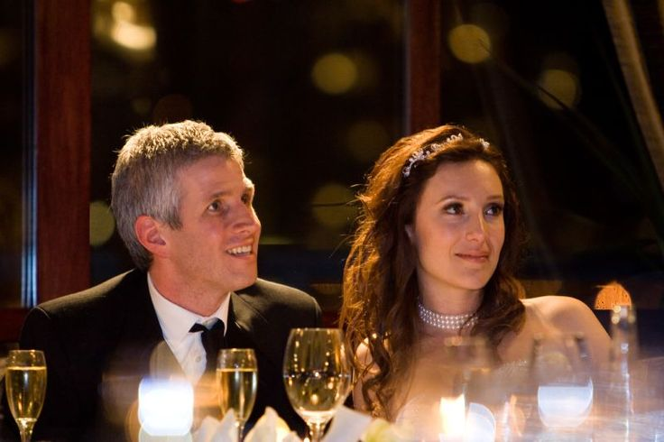 If you take the standard order of wedding speeches, the Best Man will give his speech or toast first. He will toast the bride and groom and is, generally, the MC for the night.