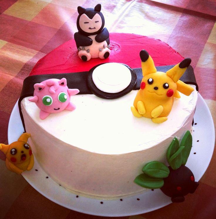 Tarta Pokemon