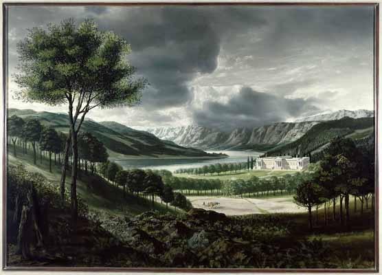 """Riviergezicht (View of River)"", 1936 / Carel Willink (1900-1983)"