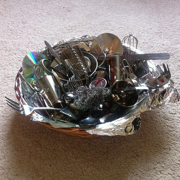 Metal Shiny Treasure Basket By Ellie S Mummy Loose