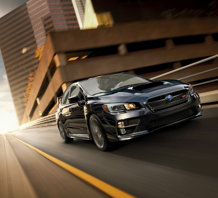 2017 Subaru WRX STI Updated With New Safety Features, Priced From $35,195