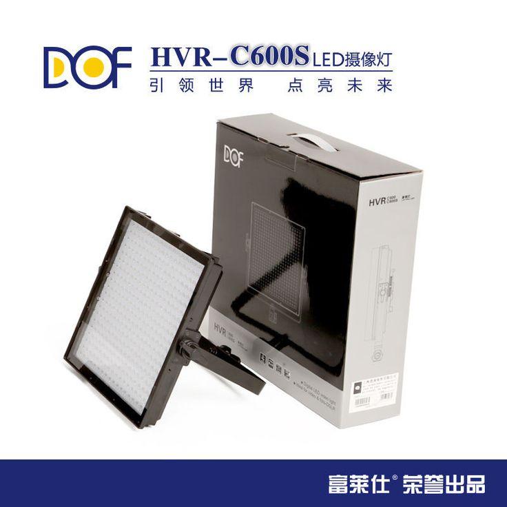 ФО 360 Bi-Color LED фотография Видеокамеры Свет для Цифровой Зеркальный Фотоаппарат Canon Nikon Камеры hVR-C600S