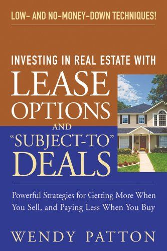 Investing in Real Estate With Lease Options and Subject to deals.  - my pref is subject to deals  William Smith  Keller Williams Realty  Real estate in Rockland County NY  http://www.realestateinrocklandcountyny.com