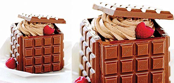 Sandra Lee Box of Chocolate