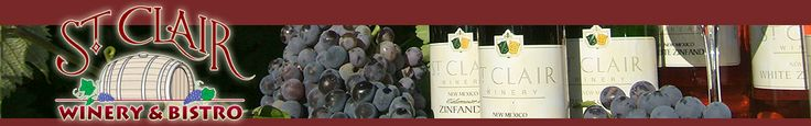 New Mexico Wine - St Clair Vineyards, New Mexico, should link right to it.