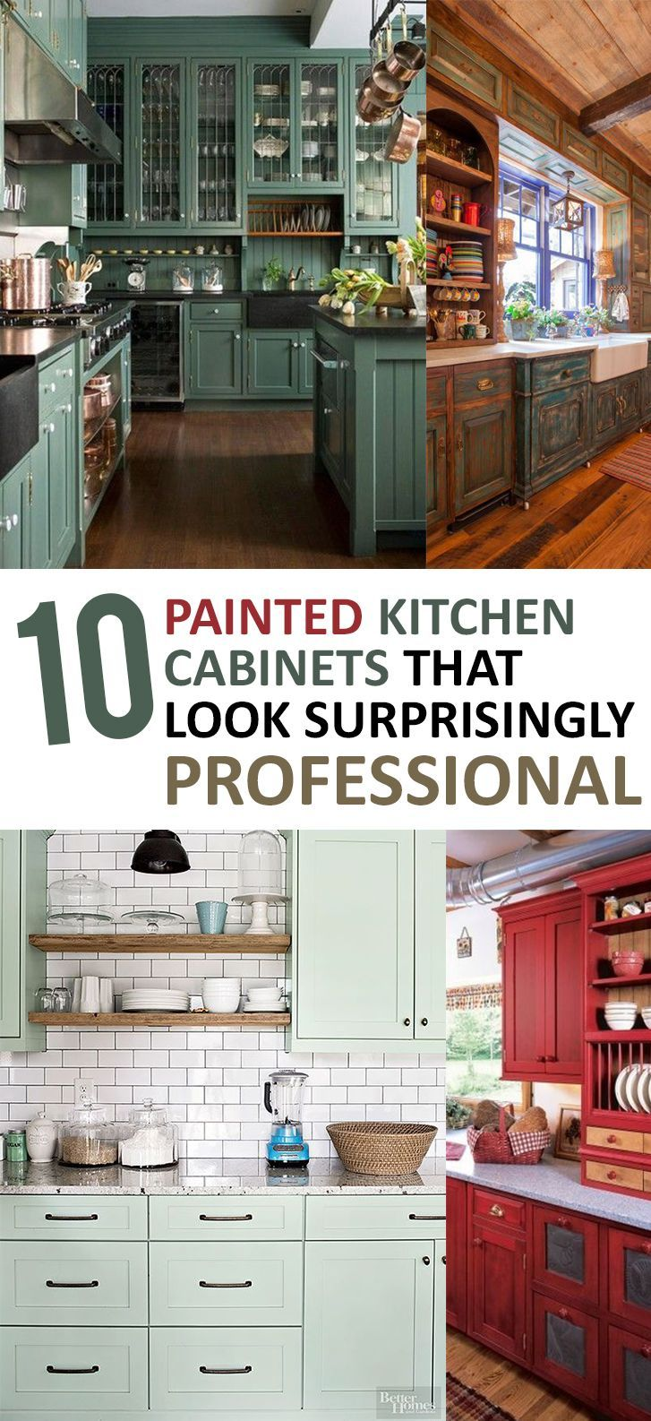 Update your kitchen cabinets! Tonni Braden Designs | #Kitchens ...