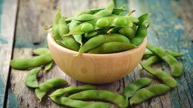 Et si vous #plantiez du #soja dans votre #potager ?  C'est donc le moment, si vous disposez d'un jardin ou d'un petit lopin de terre de planter vous aussi des #semences de soja. Et à vous les fameux #edamame (gousses de soja non arrivées à maturité) ou les fameuses graines jaunes à partir desquelles vous pourrez faire votre propre #lait de soja et pour les plus courageux votre #tofu.  http://naturo-passion.com/et-si-vous-plantiez-du-soja-dans-votre-potager/