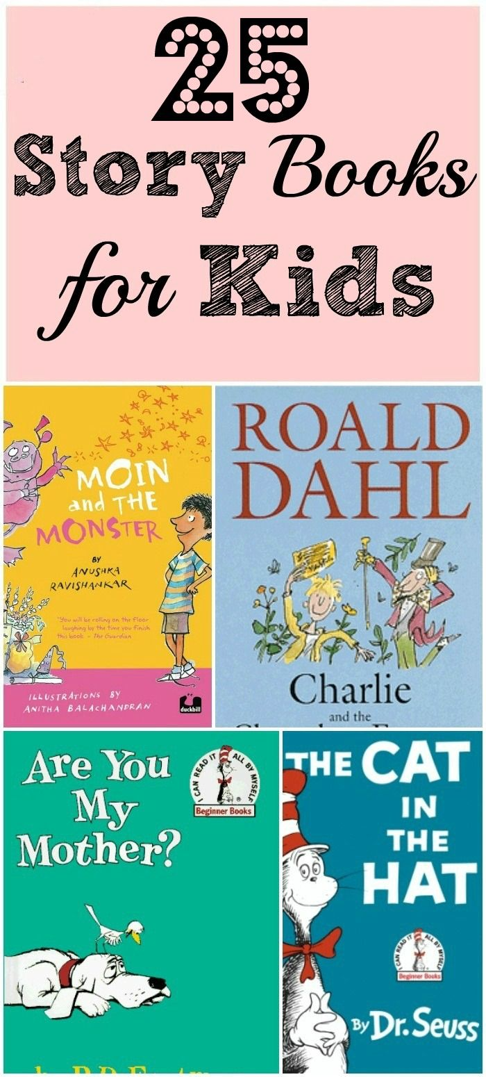 25 Best Story Books Your Kids Will Love Forever