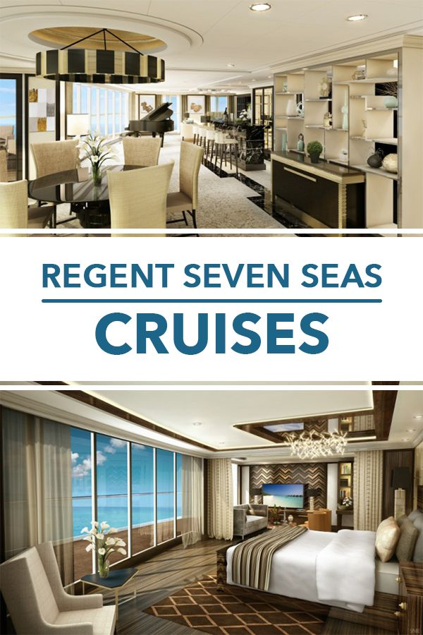 Always at the top of the Cruise polls, the Regent Seven Seas fleet of three ships boasts the highest percentage of private balconies at sea. Click for a list available cruises on this fine fleet!