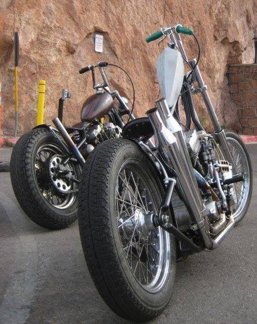Harley Bobber Chopper                                                       …