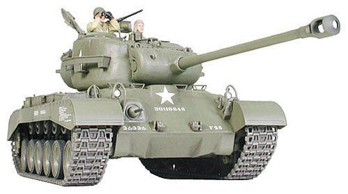 Other Sports Car Models and Kits 2583: Tamiya 1:35 Us Med Tank M26 Pershing - 35254 -> BUY IT NOW ONLY: $35.99 on eBay!