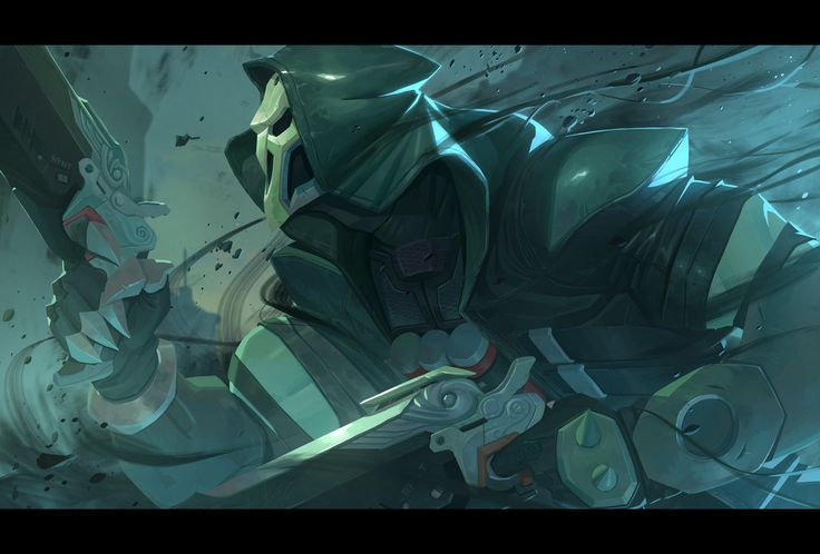 Overwatch has developed quite a fan art following.... - Page 6 - NeoGAF