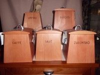 Set Cucina in Legno