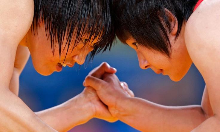 China vs North Korea: 2012 London Olympics: The Final Week - In Focus - The Atlantic
