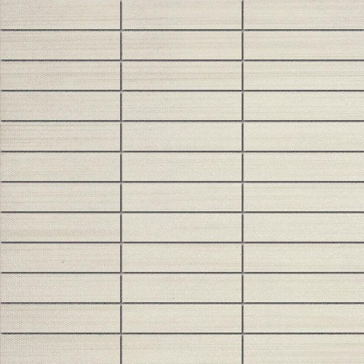#Dado #Mosaik #Tessuti White 30x30 cm 301728 | Feinsteinzeug | im Angebot auf #bad39.de 88 Euro/qm | #Mosaik #Bad #Küche