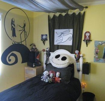 Nancie's Nightmare Before Christmas Room