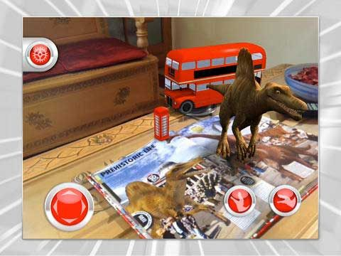 Guinness World Records 2014 Augmented Reality App