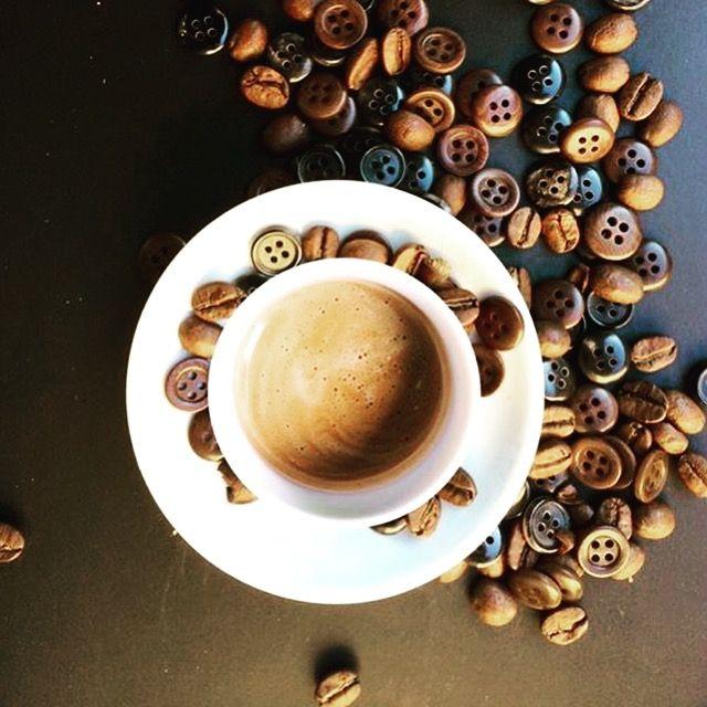 Un #caffè per attaccar #bottone