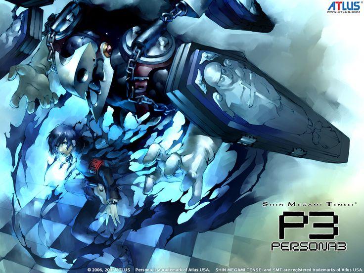14 Fav Shin Megami Tensei: PERSONA 3