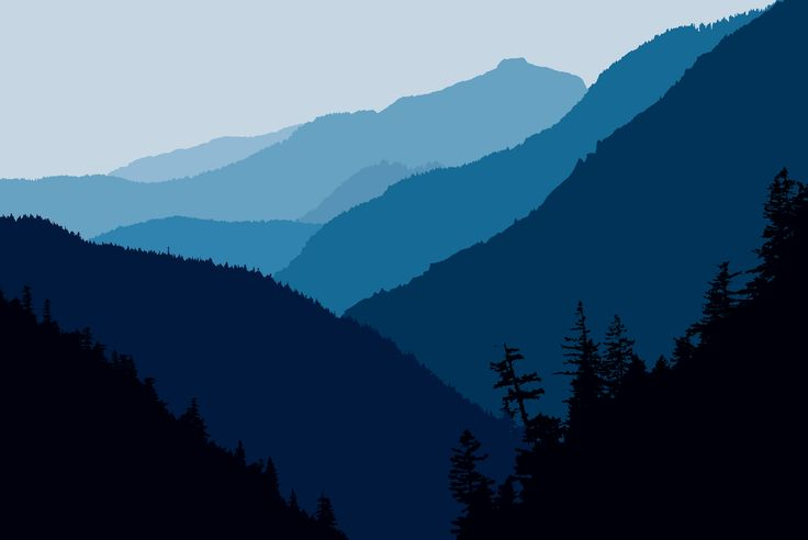 https://flic.kr/p/c66G3G | Cascadia Dreaming 2009 | A view of a mountain valley in Cascadia, just south of Mount Baker in Washington State.   I've averaged each of the layers, to make an image with a nod to Markgraf's silkscreen prints.    DSC_4009  May 26 2012 flickr