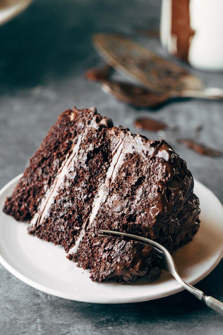 Best 25+ Best chocolate cake ideas on Pinterest   Perfect ...