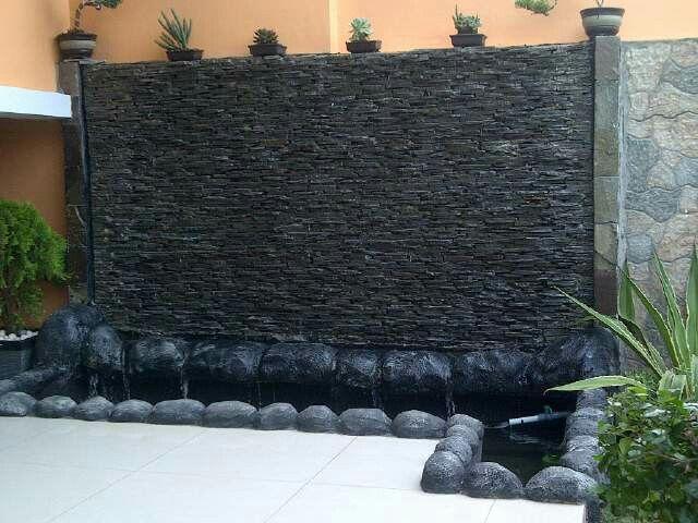Kolam minimalis batu purwakarta