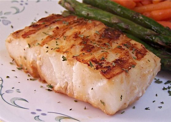 Grilled Copper River Cod Recipe -- (Food.com) -- turns out great every time!