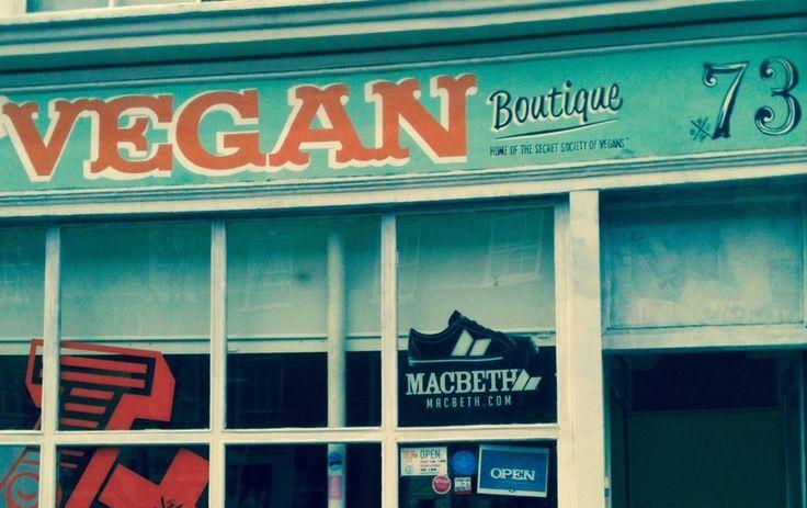 The Best Vegan Food Shops In London | Londonist