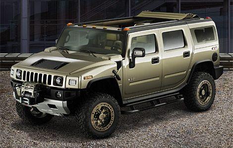2012 Hummer H4