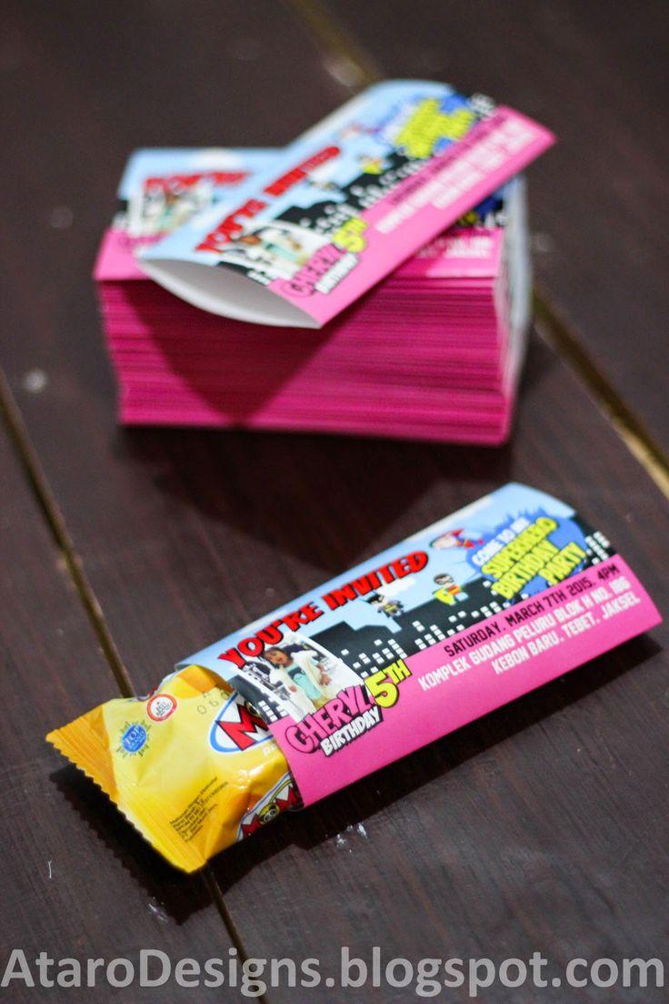 23 best stiker label ulang tahun anak images on pinterest label ataro designs label snack ulang tahun undangan stopboris Gallery