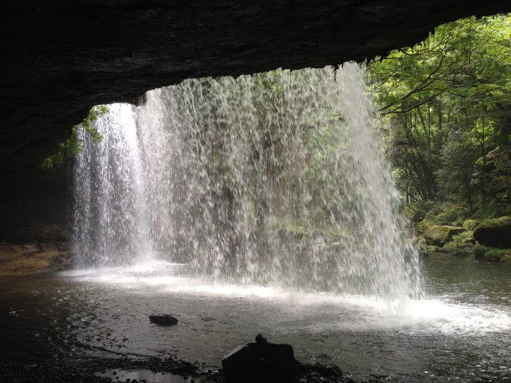 鍋ヶ滝(裏)