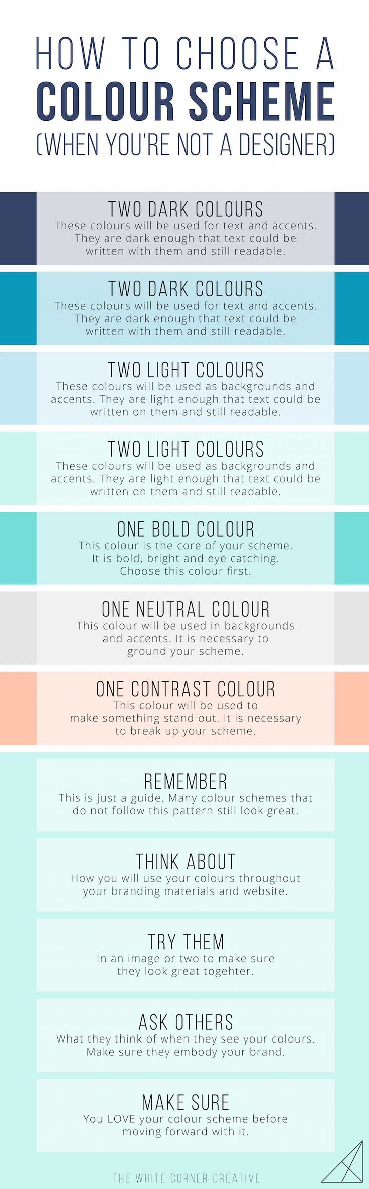 Best 25 blue color schemes ideas on pinterest for Choose paint color scheme