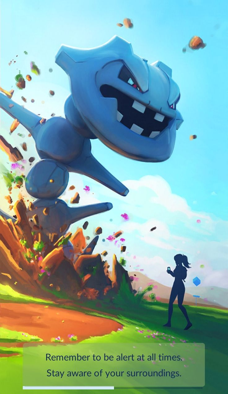 Steelix Pokémon Go 2017