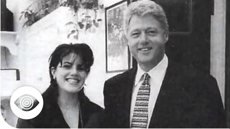 The Clinton-Lewinsky Sex Scandal