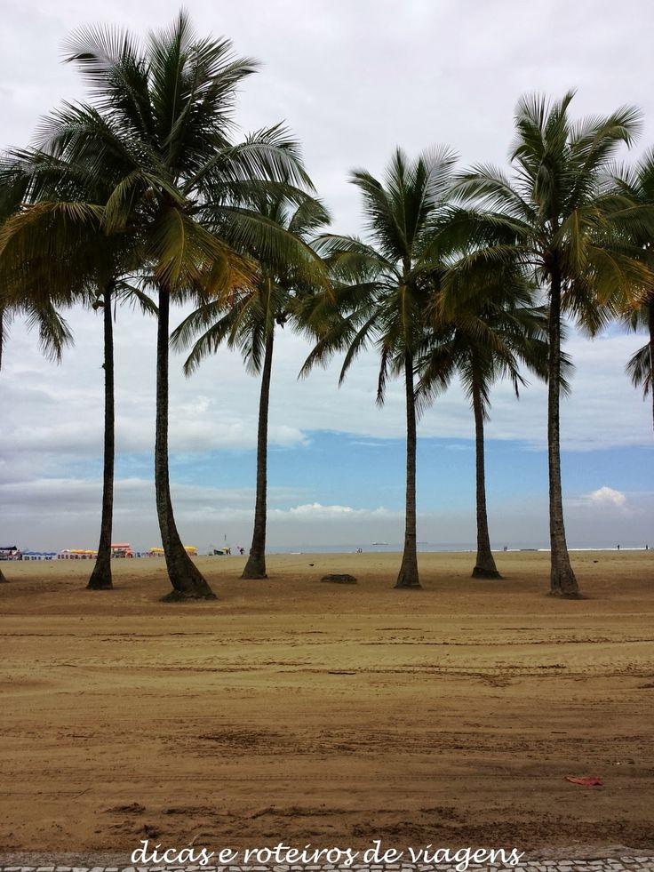 Santos - Praia do Gonzaga