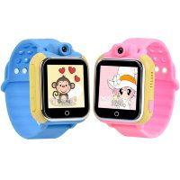 Детские умные часы с GPS-трекером Smart Baby Watch GPS GW1000 / Q75