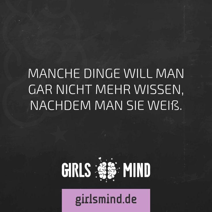 Mehr Sprüche auf: www.girlsmind.de