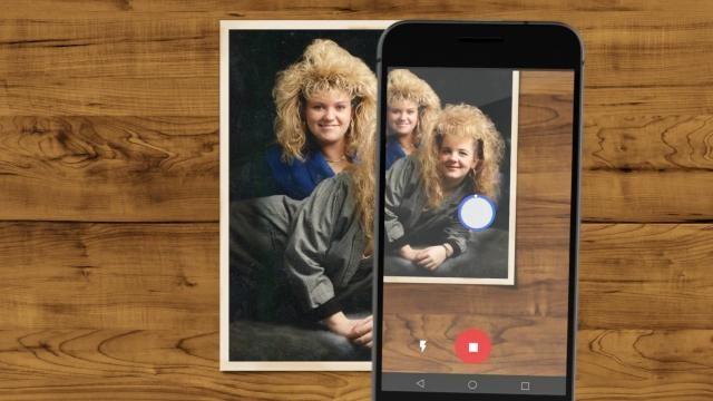 Google-app digitaliseert analoge foto's met kunstmatige intelligentie | NU - Het laatste nieuws het eerst op NU.nl