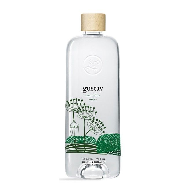 Gustav Dill Vodka ABV 40% 700ml