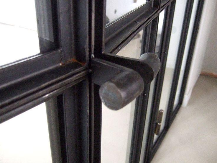 Verrière intérieure à double portes - Les Ateliers du 4