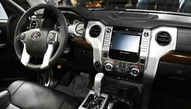 2017 Toyota Tacoma - interior
