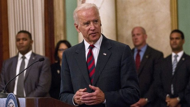 Democratic presidential front-runner Hillary Clinton's recent struggles on the campaign trail may be the opening Vice President Joe Biden needs to jump into the 2016 primary, a political strategist tells The Hill.