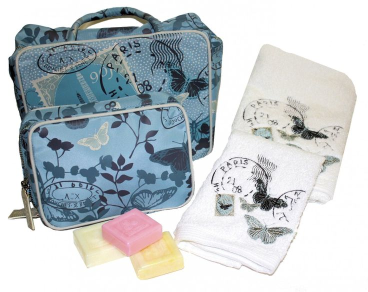 Butterfly Toiletry Bundle - Bundles of Love