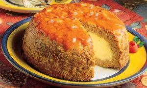 Bolo de carne com requeijão - Receita do Dia