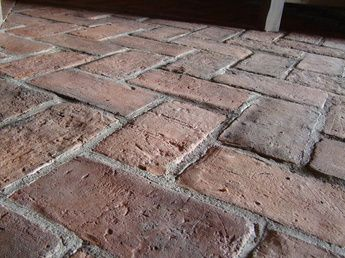 Stara cegła - kafel 27x13,5 skalny