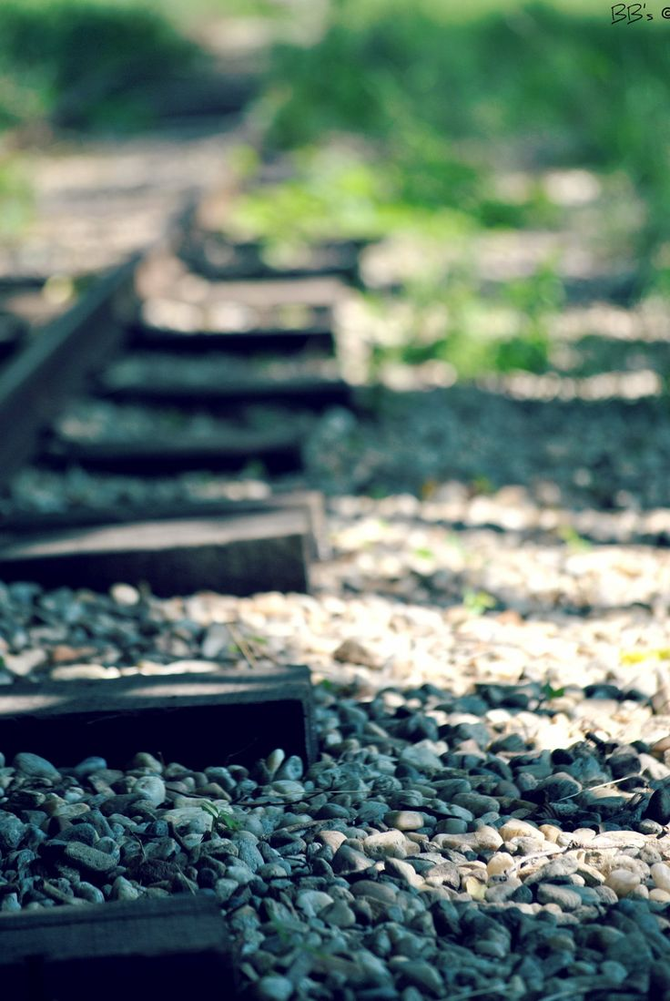 Railroad by BiBiancaa.deviantart.com on @deviantART