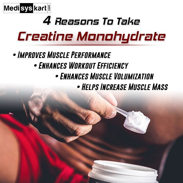 #Medisys #FitTips :- #Reasons to Take #Creatine