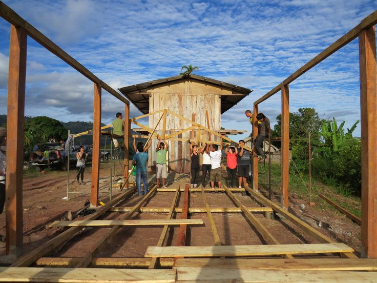Plan Selva (Jungle Plan) -- a project to build modular schools in Amazonian villages -- was selected as the focal point of the Peruvian pavilion at...