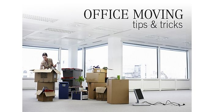 Office Moving Tips and Tricks | National Business Furniture